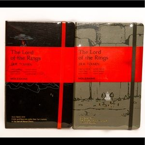 Moleskine Lord of the Rings Limited Edition Set